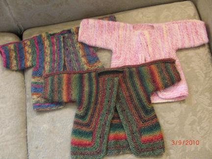 Elizabeth Zimmerman Surprise Baby Sweater Patterns Sewing Patterns
