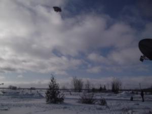 Christmas kite