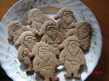 St. Nick cookies