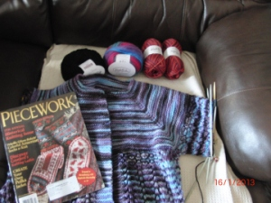 yarn along -16 Jan