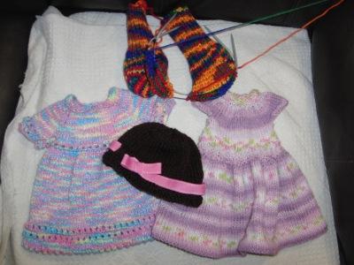 yarn along -13 Feb